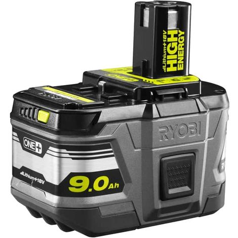 Batería RYOBI 18V Li-ion OnePlus High Energy 9.0 Ah RB18L90G RYOBI