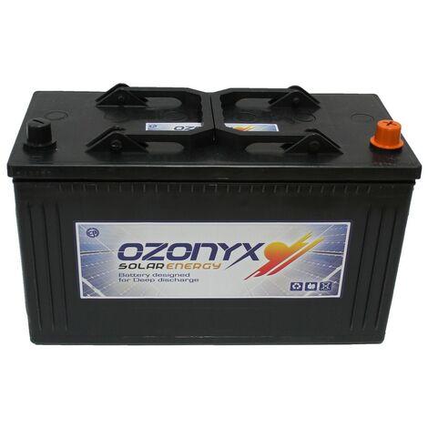 Batería Solar 125Ah | OZONYX Solar Abierta