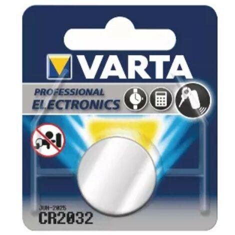 BATERÍA VARTA CR2032 3V 230mAh 6032