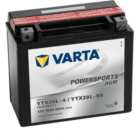 """main image of """"Batería VARTA YTX20L-BS 12V 18Ah"""""""