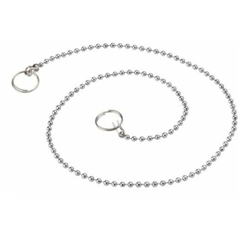 Bath Chain with 2 Rings WENKO