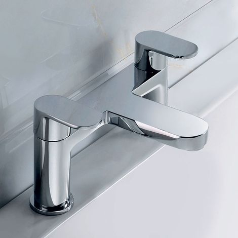 Bath Filler Tap - Series IO by Voda Design