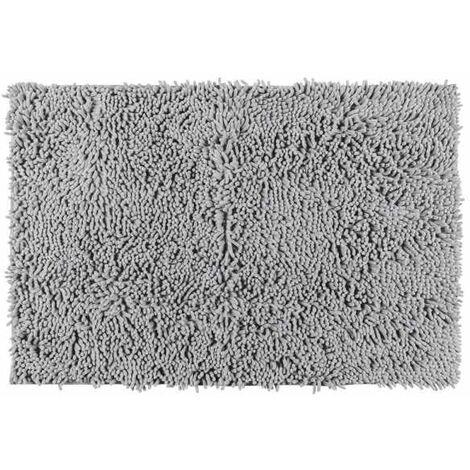 Bath mat Chenille light grey WENKO