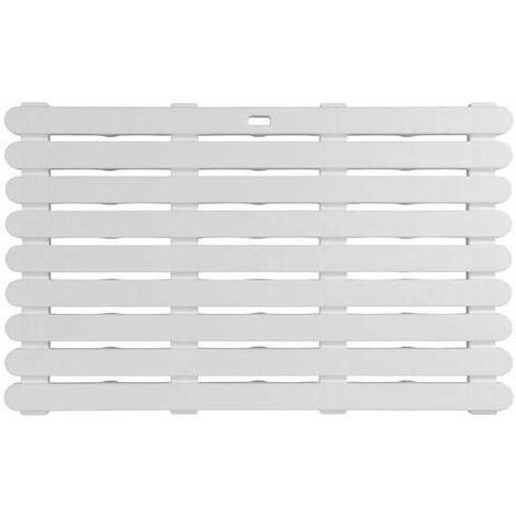 Bath mat Duckboard Indoor & Outdoor White WENKO