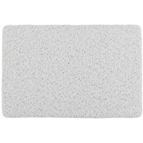 Bath mat indoor and outdoor Loop white WENKO