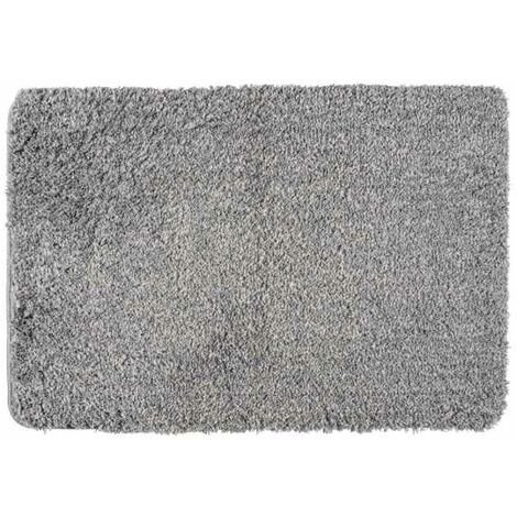 Bath mat Mélange light grey WENKO