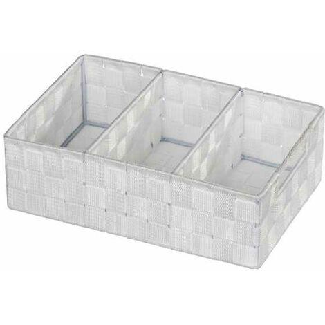 Bath Organizer Mod. Adria w. grip grey