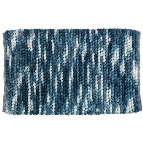 Bath rug Urdu blue WENKO