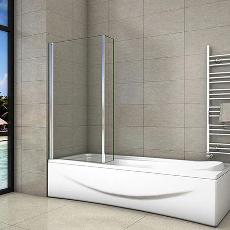 Bath Screen Size: 800x1400mm,Fixed Panel Size: 150x1387mm