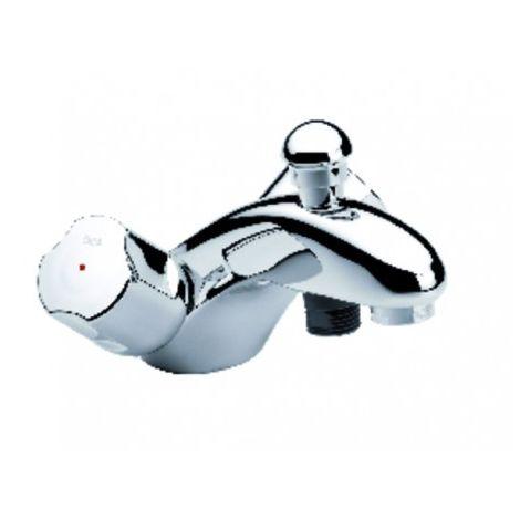 Bath shower combination faucet NIAGARA N MONO - WM305NP3ZC00001 - ROCA : A5A0569C00