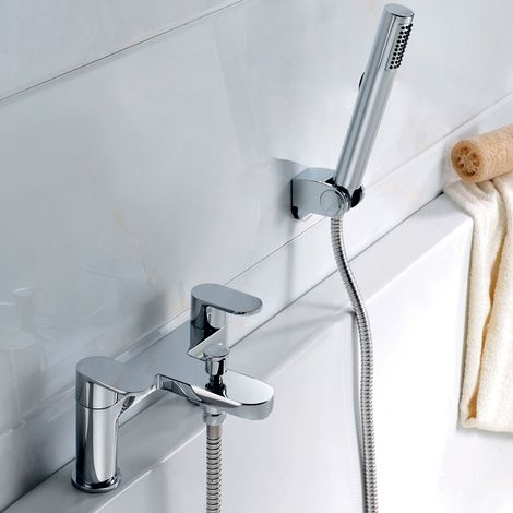 Bath Shower Mixer - Series IO by Voda Design