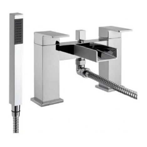 Bath Shower Mixer Tap - Series Ao by Voda Design