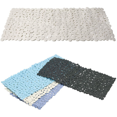 Bath Tub Shower Mat Rubber Protection Deuba Bathroom Pad Non Slip Safety Bathtub