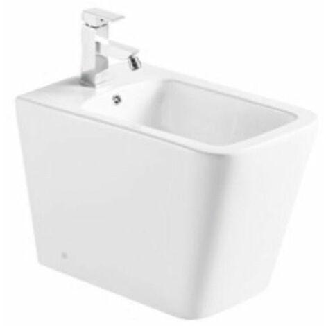 BATHME B000329 FUSSION Bidé Compacto Blanco