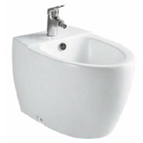 BATHME B00335 NOVA Bidé Compacto Blanco