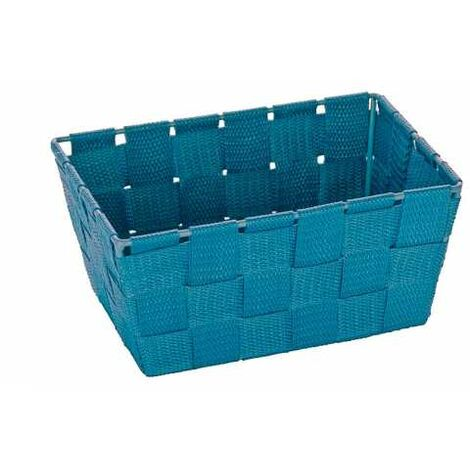 Bathr.basket Mod. Adria mini long brown