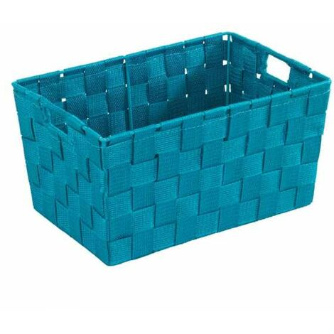 Bathroom basket Mod. Adria S, red WENKO