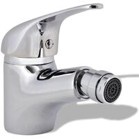 Bathroom Bidet Mixer Tap Chrome