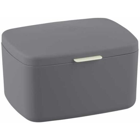Bathroom box Barcelona anthracite WENKO