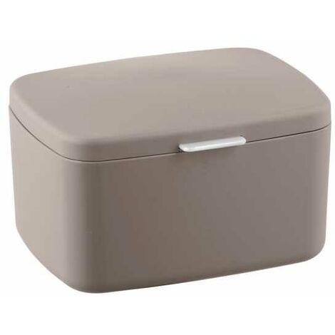 Bathroom box Barcelona taupe WENKO