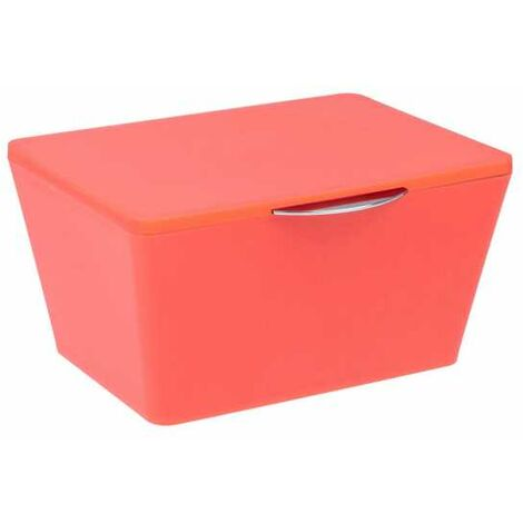 Bathroom box with lid Brasil coral WENKO