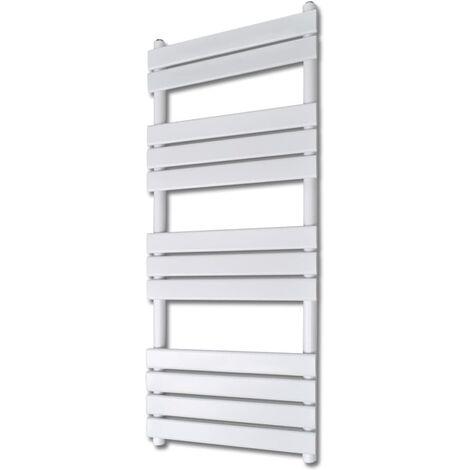 Bathroom Central Heating Towel Rail Radiator Straight 500 x 1400 mm
