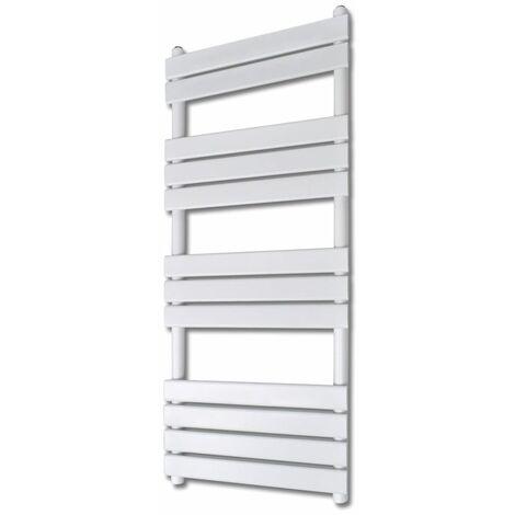 Bathroom Central Heating Towel Rail Radiator Straight 600 x 1400 mm VDTD03752