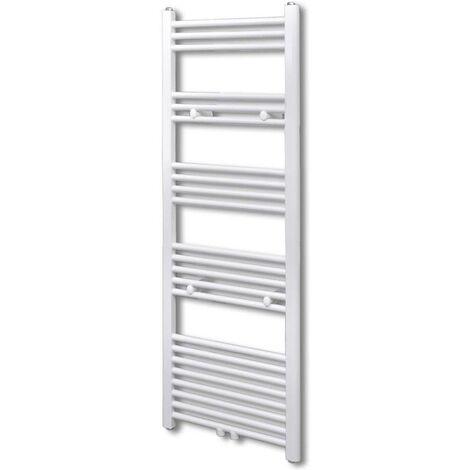 Bathroom Central Heating Towel Rail Radiator Straight 600 x 1424 mm VD03736