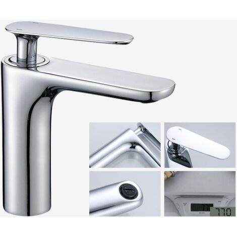 Bathroom Faucet Monotrou heating and cooling washbasin valve (A3 (