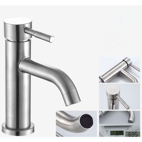 Bathroom Faucet Monotrou heating and cooling washbasin valve (C2 (