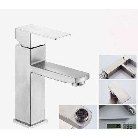 Bathroom Faucet Monotrou heating and cooling washbasin valve (C3 (