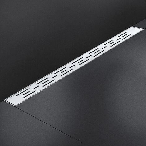 Bathroom Floor Shower Drain-FR06 Stainless Steel 60cm