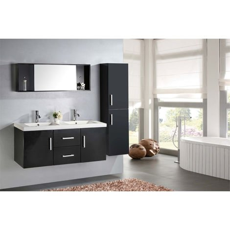 "BATHROOM FURNITURE Model ""MALIBU'"" Cabinet 120 x 46 x h 52"