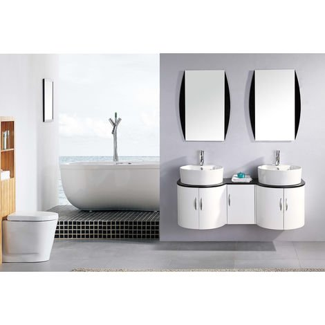 "BATHROOM FURNITURE Model ""TIGER"" 138 x 50 x 50 cm"