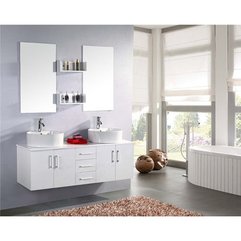 "BATHROOM FURNITURE Model ""WHITE LION"""