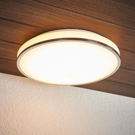 Bathroom light Lyss, LEDs and a good light output