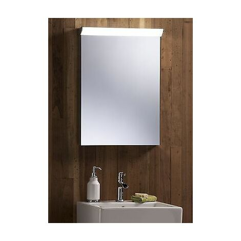 Bathroom Mirror 70cm x 50cm with LED lights
