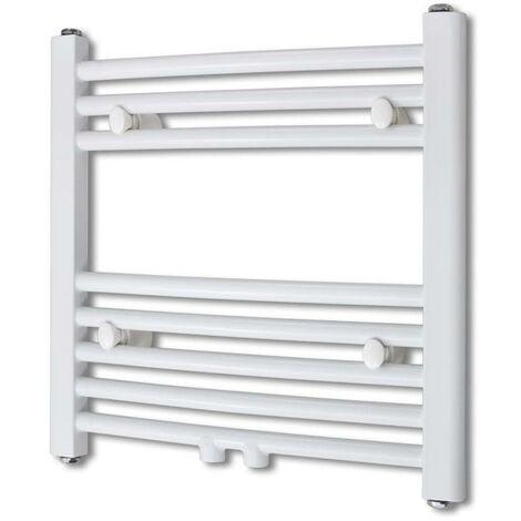 Bathroom Radiator Central Heating Towel Rail Curve 480 x 480 mm VD03738