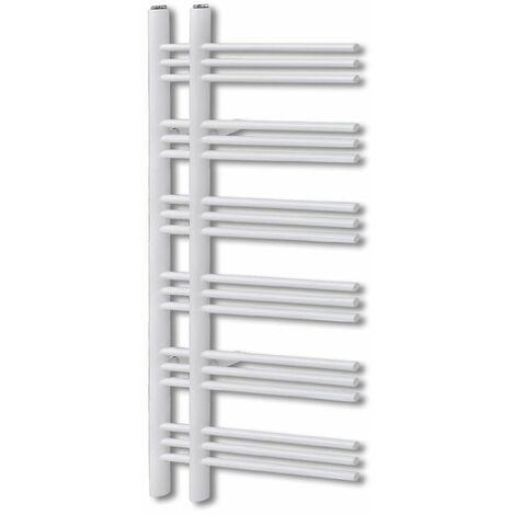 Bathroom Radiator Central Heating Towel Rail E Shape 600 x 1200 mm