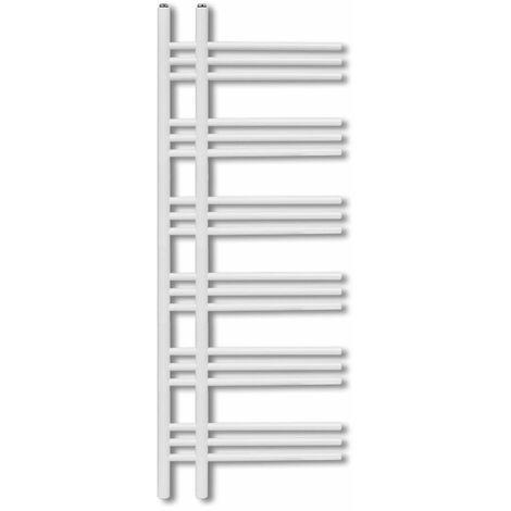 Bathroom Radiator Central Heating Towel Rail E Shape 600 x 1200 mm QAH03744