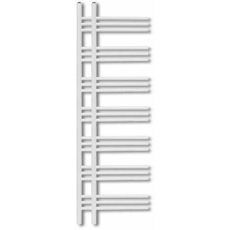 Bathroom Radiator Central Heating Towel Rail E Shape 600 x 1400 mm QAH03746
