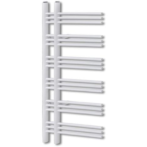 Bathroom Radiator Central Heating Towel Rail E SHommoo 600 x 1200 mm VD03744