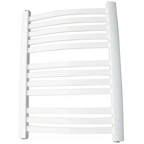 Bathroom radiator Osaka white radiator 95x58cm