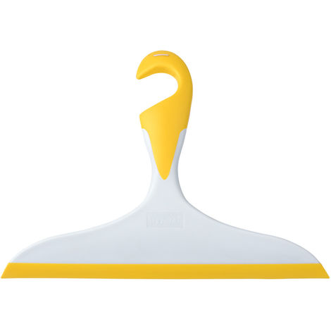 Bathroom squeegee Loano Banana-Yellow WENKO