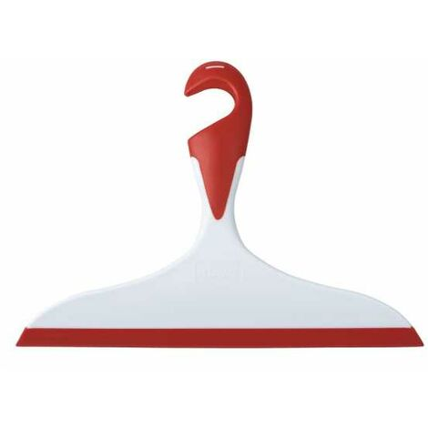 Bathroom squeegee Loano Chilli-Red WENKO