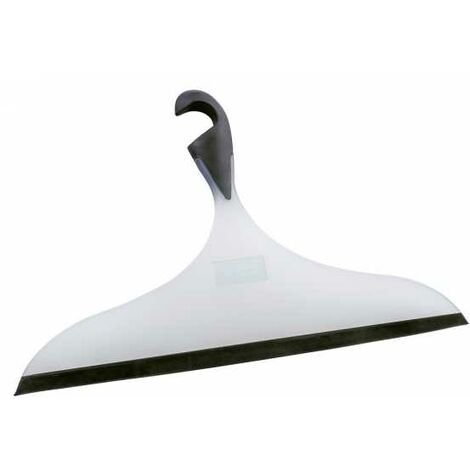 Bathroom squeegee Loano XXL Black/White WENKO