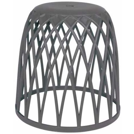 Bathroom Stool Omio anthracite WENKO