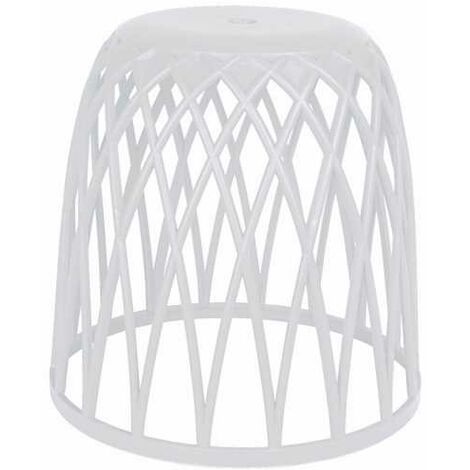 Bathroom Stool Omio white WENKO
