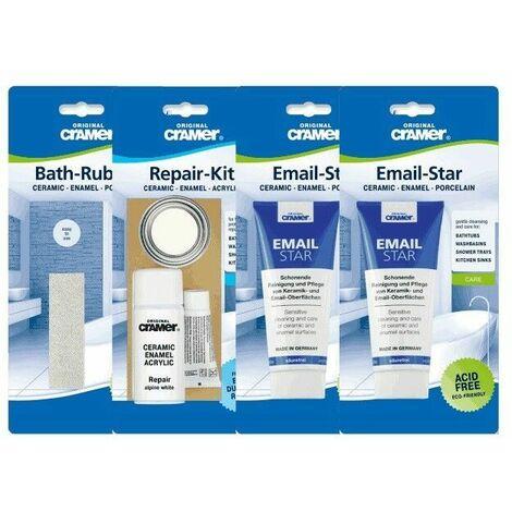Bathroom Suite Care & Repair Kit