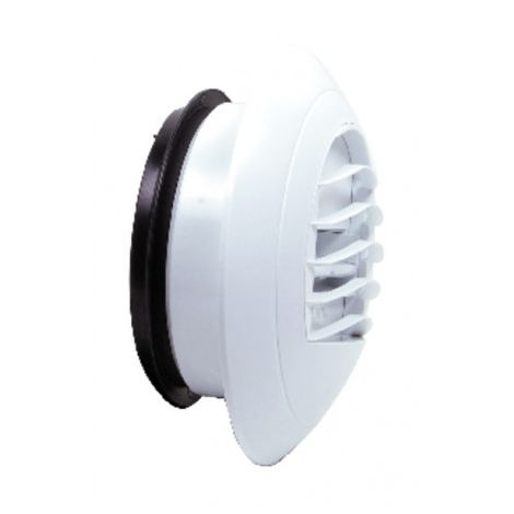 Bathroom/toilet extraction vent 30m³/h - ANJOS : 2261